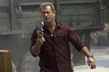 "Mel Gibson does some of his best work in years in ""Expendables 3."""